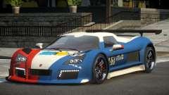 Gumpert Apollo Drift L4 for GTA 4