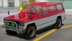 Nissan Patrol Safari for GTA San Andreas