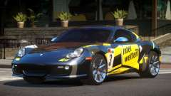 Porsche Cayman R-Tuned L8 for GTA 4