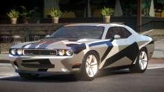 Dodge Challenger SRT8 GST L7 for GTA 4