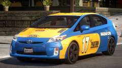 Toyota Prius L2 for GTA 4