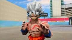 Goku Omni From XV2 for GTA San Andreas