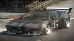 1979 BMW M1 PJ8 for GTA 4