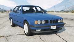 BMW 535i (E34) 1987 add-on for GTA 5