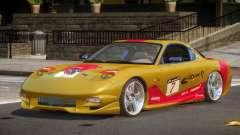 Mazda RX7 L-Tuned L7 for GTA 4