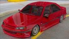 Peugeot Pars (v2) (ivf) for GTA San Andreas