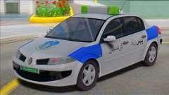 Renault Megane Police for GTA San Andreas