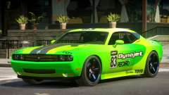 2010 Dodge Challenger SRT8 L3 for GTA 4