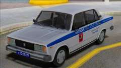 Vaz 2105 PPP Police 2001 for GTA San Andreas