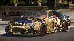 Nissan Skyline R34 GS PJ5 for GTA 4