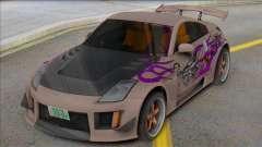 Rachels Nissan 350Z for GTA San Andreas