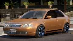 Audi S3 HK for GTA 4
