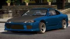 1999 Nissan Silvia S15 for GTA 4