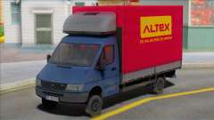 1999 Mercedes Sprinter Altex Romania