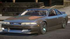Nissan Silvia S14 Drift PJ1 for GTA 4