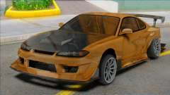 Nissan Silvia S15 DCL - Clean version for GTA San Andreas