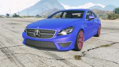 Mercedes-Benz CLS 63 AMG (C218) 2011 for GTA 5