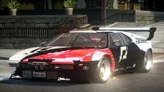 1979 BMW M1 PJ7 for GTA 4
