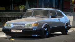 Saab 900 BS for GTA 4
