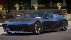 Ubermacht SC1 for GTA 4