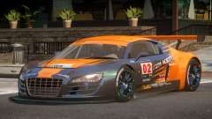 2010 Audi R8 LMS PJ9 for GTA 4