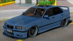 BMW E36 Sedan Low for GTA San Andreas