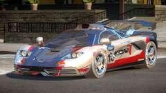 1998 McLaren F1 PJ6 for GTA 4