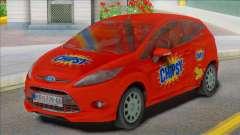 2012 Ford Fiesta Van