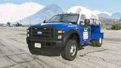 Ford F-550 2008 Gas Ideal De Mexico for GTA 5