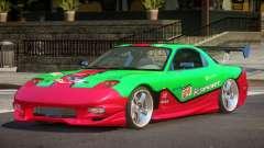 Mazda RX7 L-Tuned L9 for GTA 4
