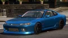 1999 Nissan Silvia S15 D-Tuned for GTA 4