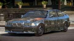 1992 BMW M3 E36 L9 for GTA 4