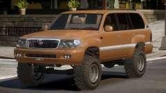 Toyota Land Cruiser 100 BS for GTA 4