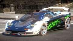 1998 McLaren F1 PJ2 for GTA 4
