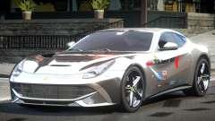 Ferrari F12 BS Drift L10 for GTA 4