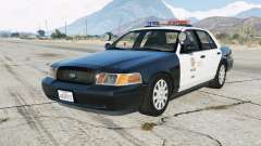 Ford Crown Victoria LAPD for GTA 5