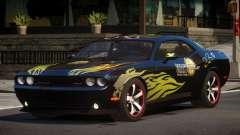 Dodge Challenger Drift L8 for GTA 4