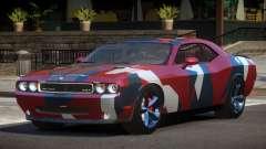 Dodge Challenger SRT8 GST L3 for GTA 4