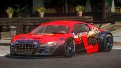 2010 Audi R8 LMS PJ8 for GTA 4