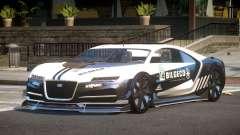 Truffade Nero Custom L4 for GTA 4