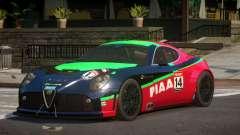 2007 Alfa Romeo 8C L10 for GTA 4