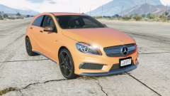 Mercedes-Benz A 45 AMG 4MATIC (W176) 2013 for GTA 5