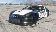 Chevrolet Corvette C7. R GT2 (C7) Pursuit Edition for GTA 5