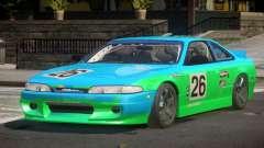 Nissan Silvia S14 Drift PJ8 for GTA 4