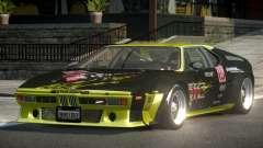 1979 BMW M1 PJ10 for GTA 4