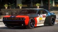 2010 Dodge Challenger SRT8 L4 for GTA 4