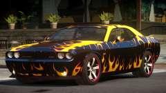 Dodge Challenger Drift L5 for GTA 4