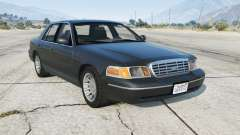 Ford Crown Victoria 1999 for GTA 5