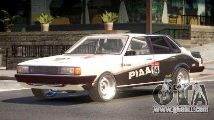 1985 Audi 80 B2 PJ3 for GTA 4
