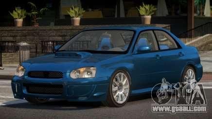1999 Subaru Impreza LT for GTA 4